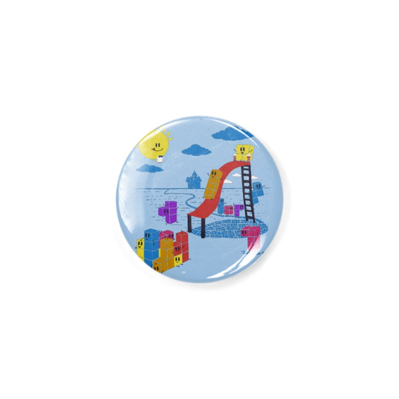 Playtime Accessories Button by Made With Awesome
