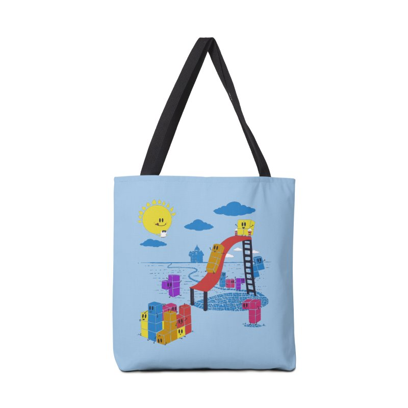Playtime Accessories Tote Bag Bag by Made With Awesome