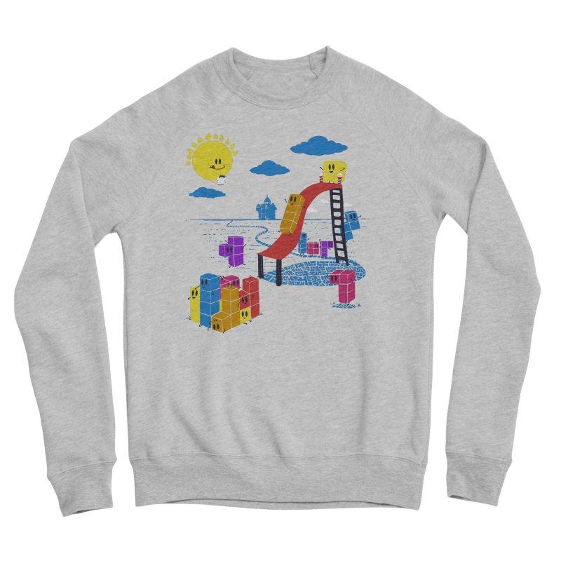 Playtime Women's Sponge Fleece Sweatshirt by Made With Awesome