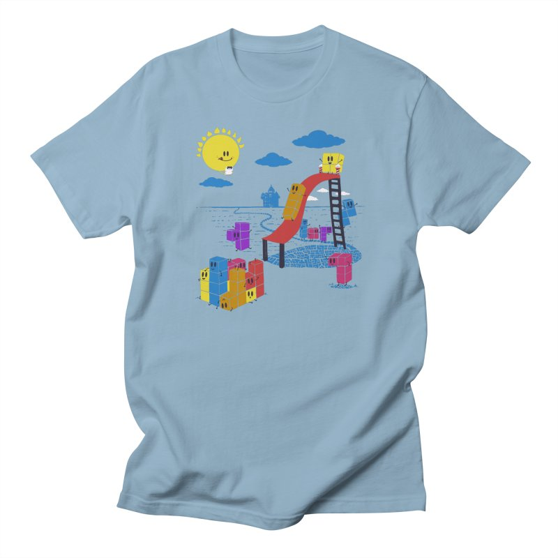 Playtime Men's Regular T-Shirt by Made With Awesome