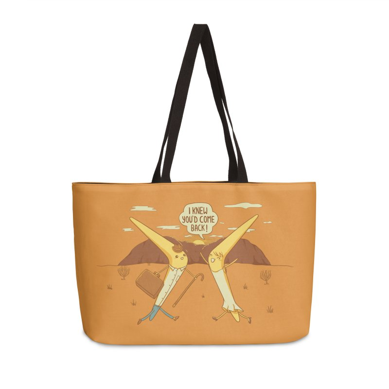 Classic Love Story Accessories Weekender Bag Bag by Made With Awesome