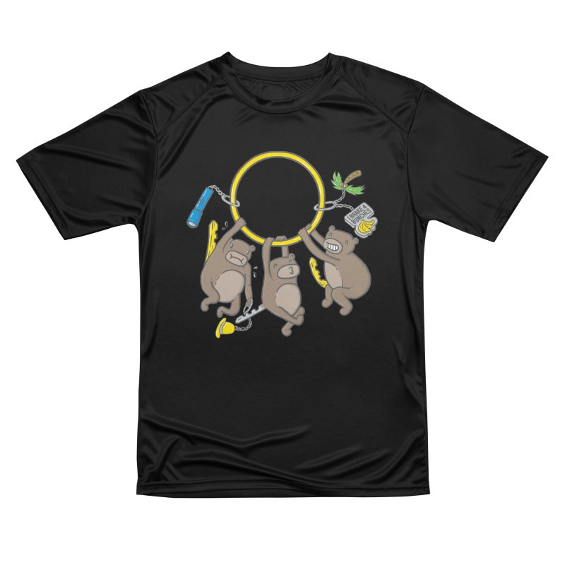 MonKEYS Women's Performance Unisex T-Shirt by Made With Awesome