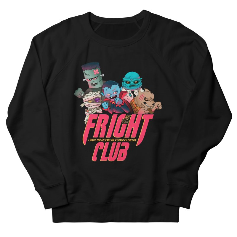 Fright Club Guys Sweatshirt by Made With Awesome