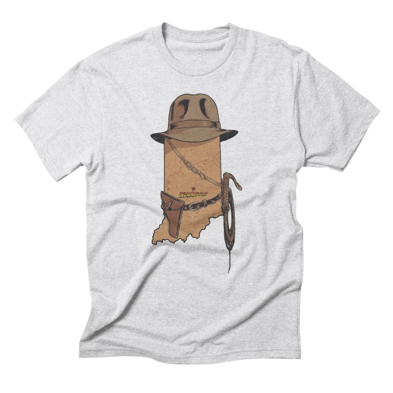 Indy Men's Triblend T-Shirt by Made With Awesome