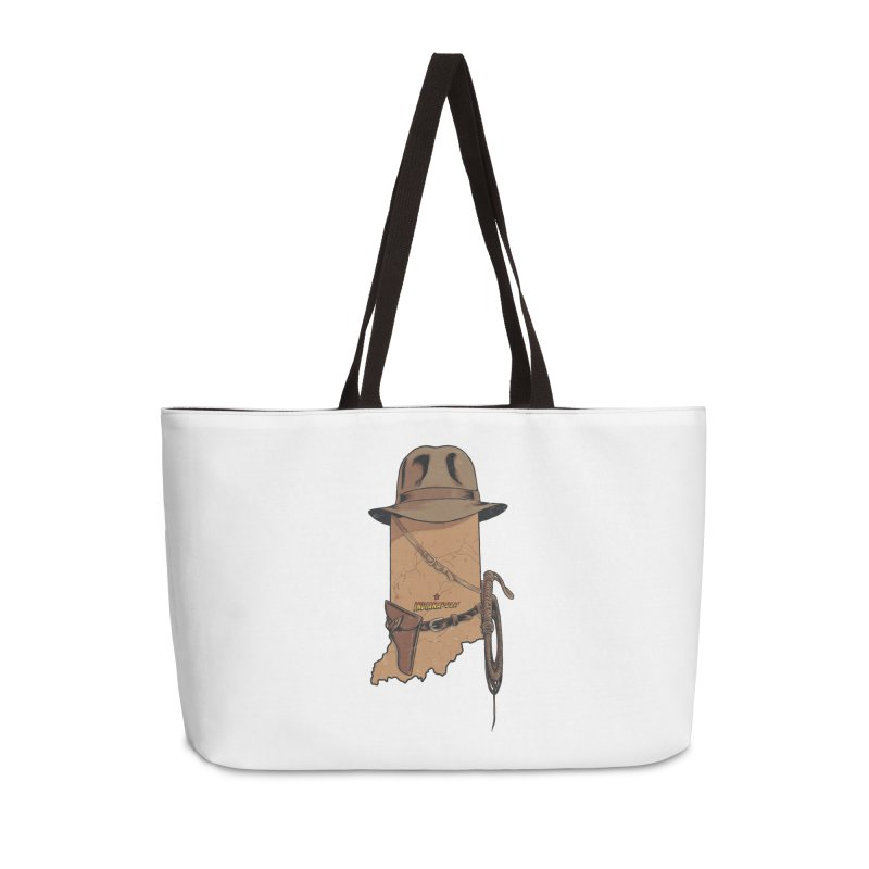 Indy Accessories Weekender Bag Bag by Made With Awesome