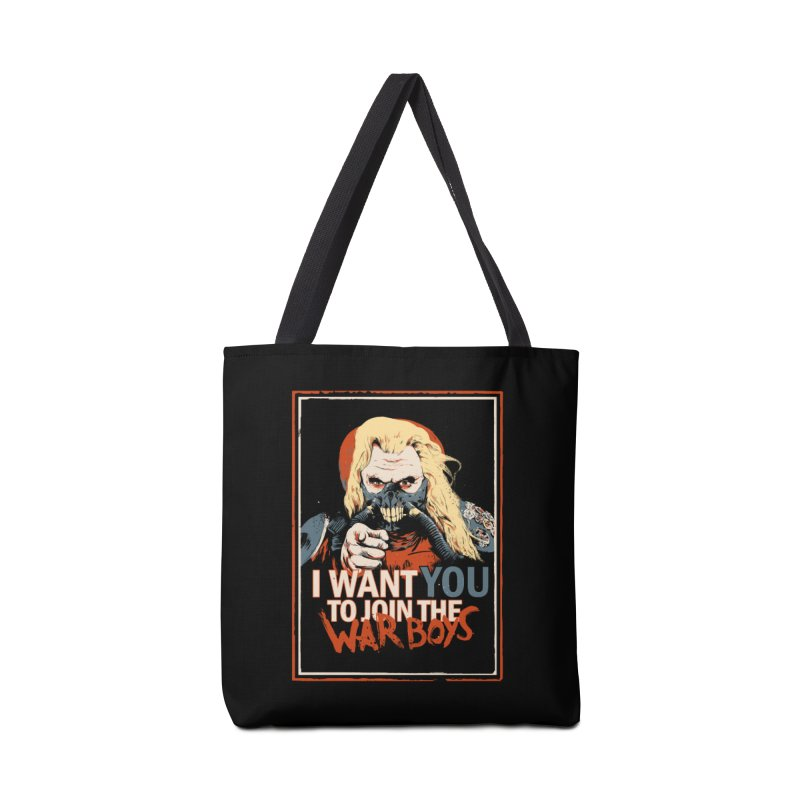 Yo Joe! Accessories Tote Bag Bag by Made With Awesome
