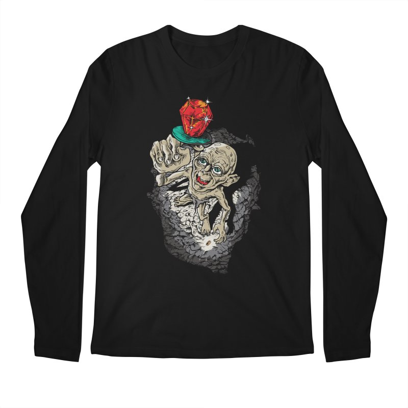 Precious Pop Men's Regular Longsleeve T-Shirt by Made With Awesome