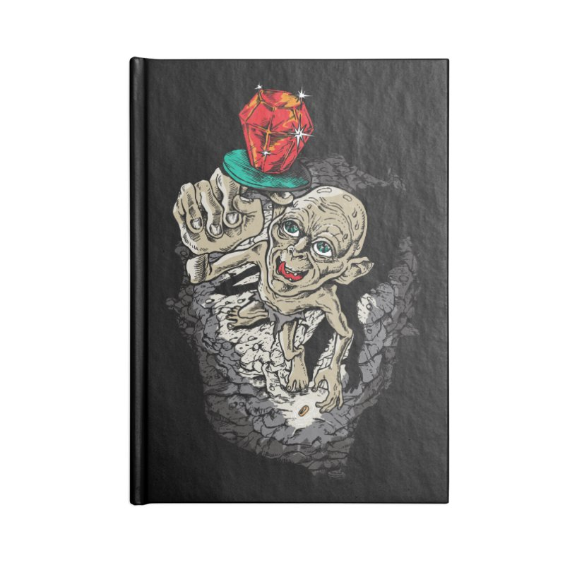 Precious Pop Accessories Blank Journal Notebook by Made With Awesome