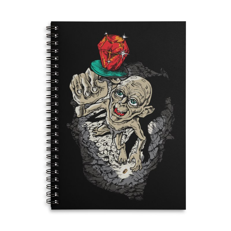 Precious Pop Accessories Lined Spiral Notebook by Made With Awesome