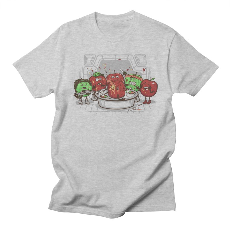Alien Apple Women's Regular Unisex T-Shirt by Made With Awesome