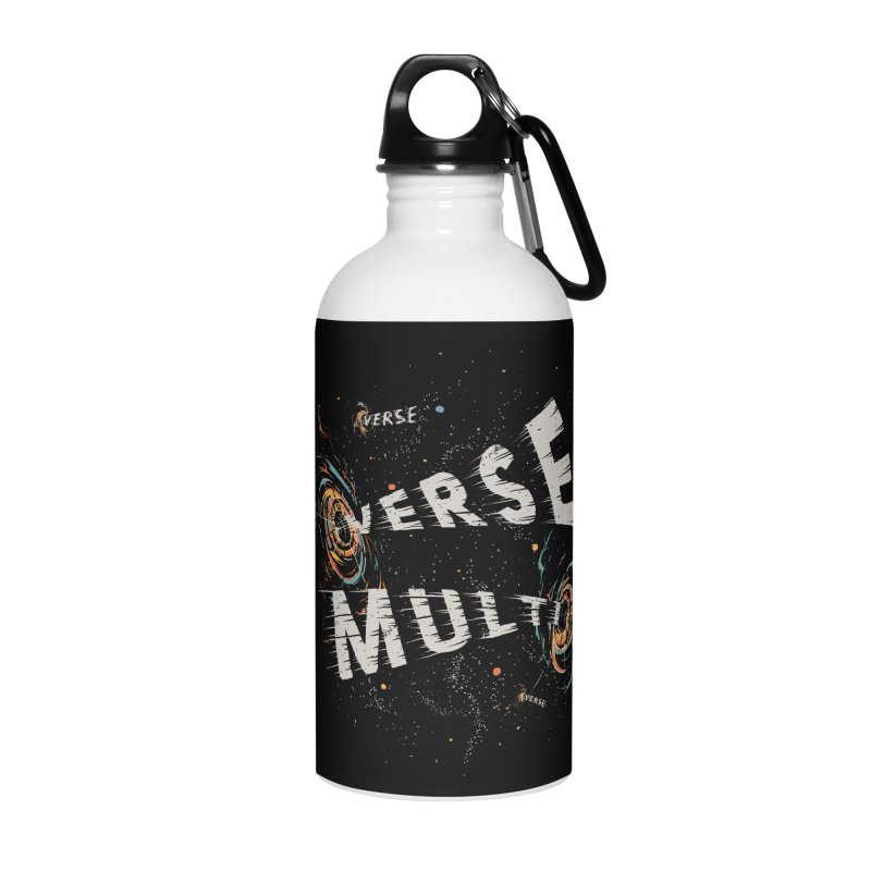 Multiverse Accessories Water Bottle by Made With Awesome