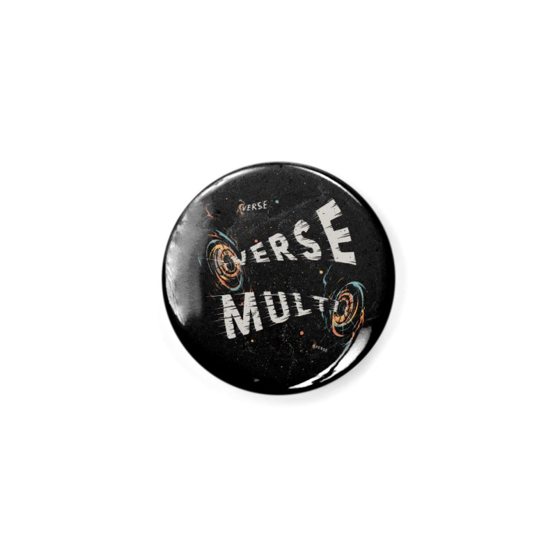 Multiverse Accessories Button by Made With Awesome