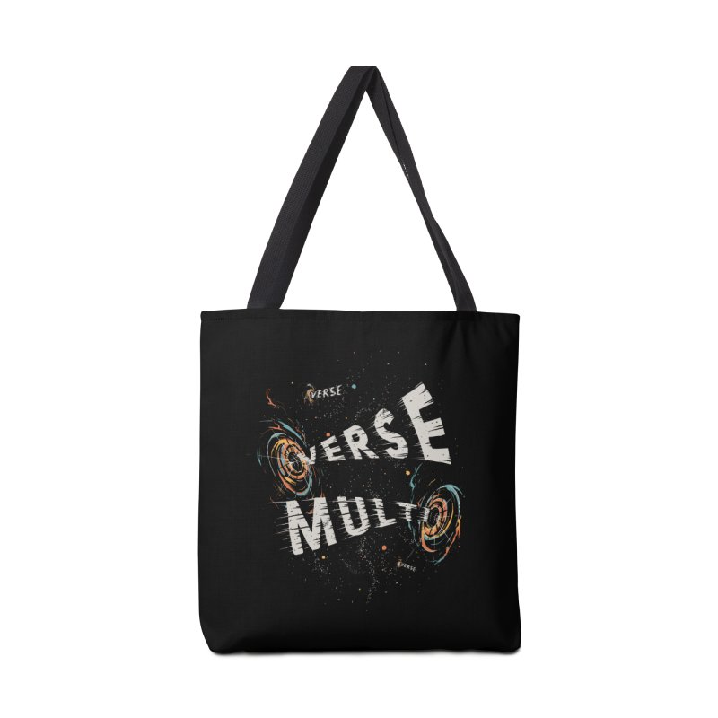 Multiverse Accessories Tote Bag Bag by Made With Awesome