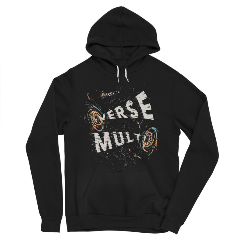 Multiverse Men's Sponge Fleece Pullover Hoody by Made With Awesome