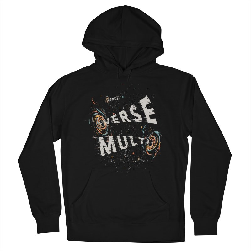 Multiverse Men's French Terry Pullover Hoody by Made With Awesome