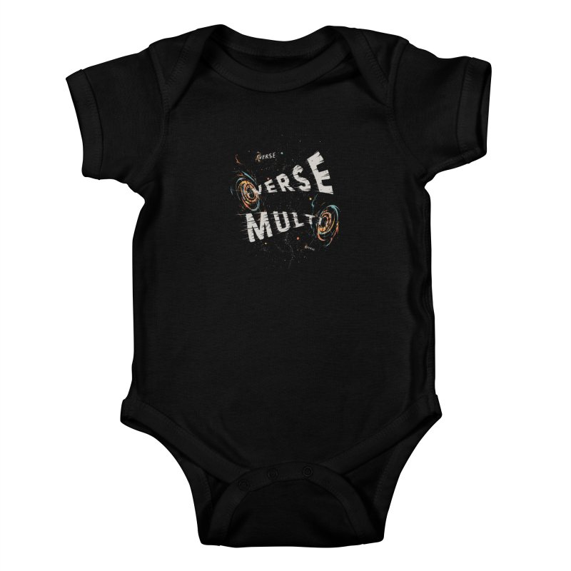 Multiverse Kids Baby Bodysuit by Made With Awesome