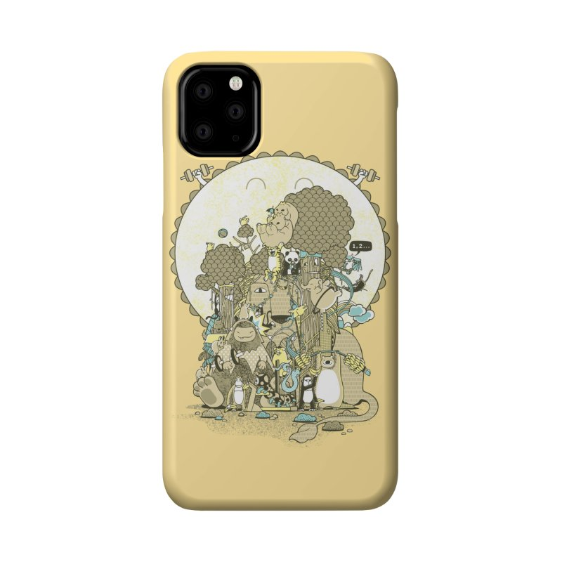 King of the Jungle Gym Accessories Phone Case by Made With Awesome