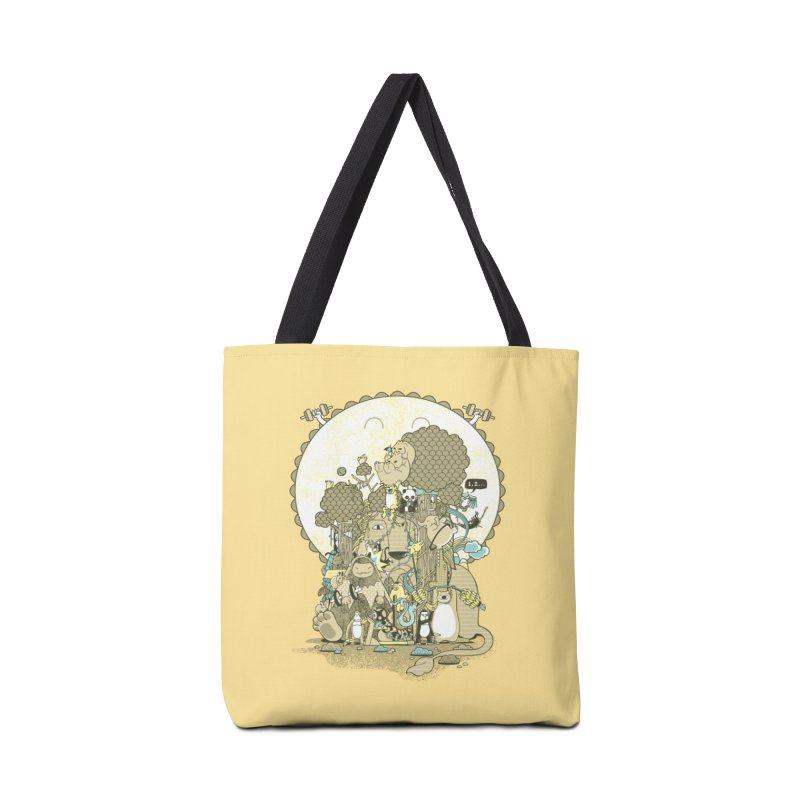 King of the Jungle Gym Accessories Tote Bag Bag by Made With Awesome
