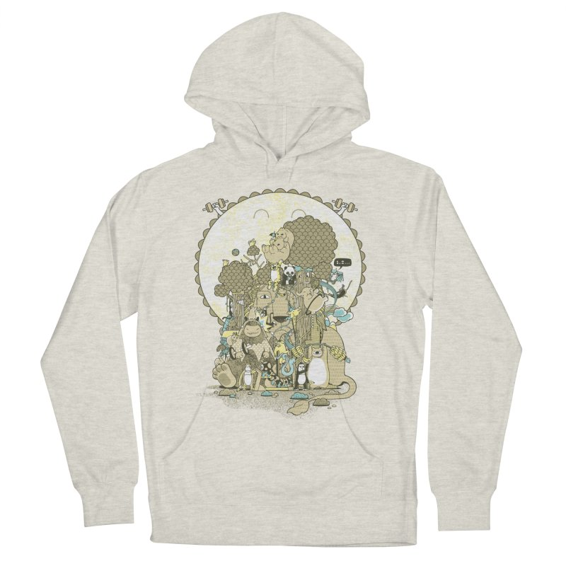 King of the Jungle Gym Women's French Terry Pullover Hoody by Made With Awesome