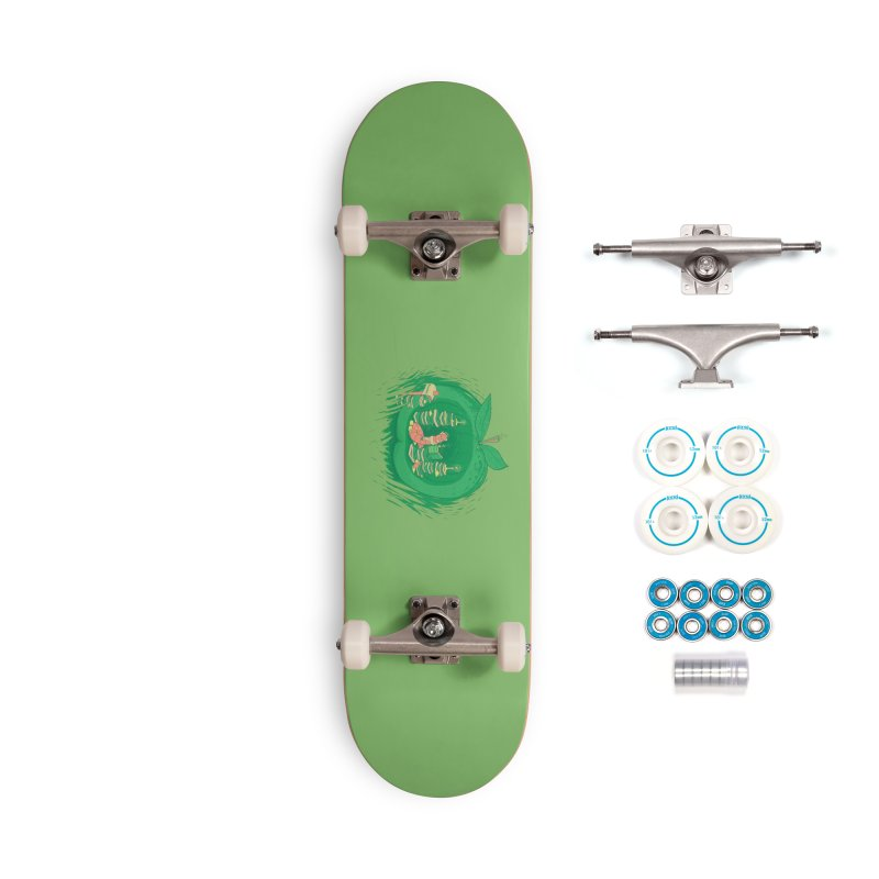 Bookworm's Haven Accessories Complete - Basic Skateboard by Made With Awesome