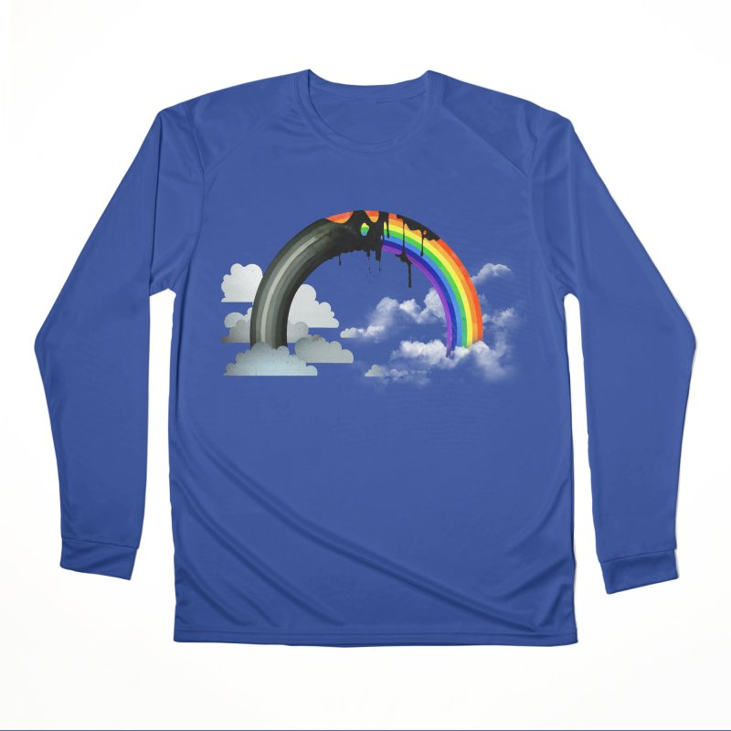 Meltbow Men's Performance Longsleeve T-Shirt by Made With Awesome