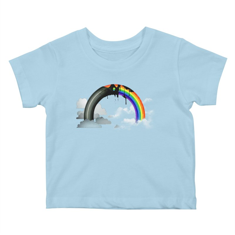 Meltbow Kids Baby T-Shirt by Made With Awesome