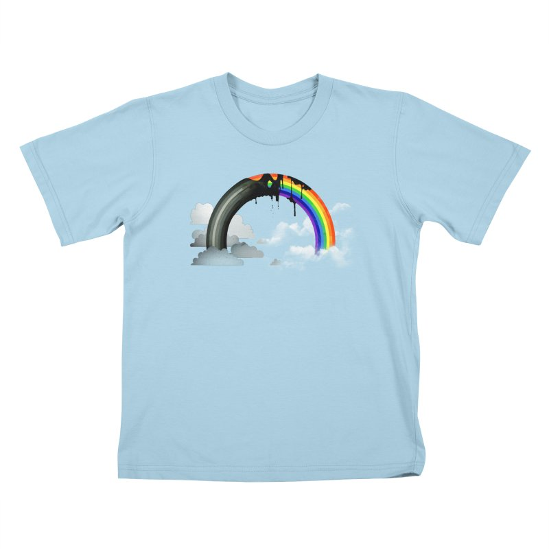 Meltbow Kids T-Shirt by Made With Awesome