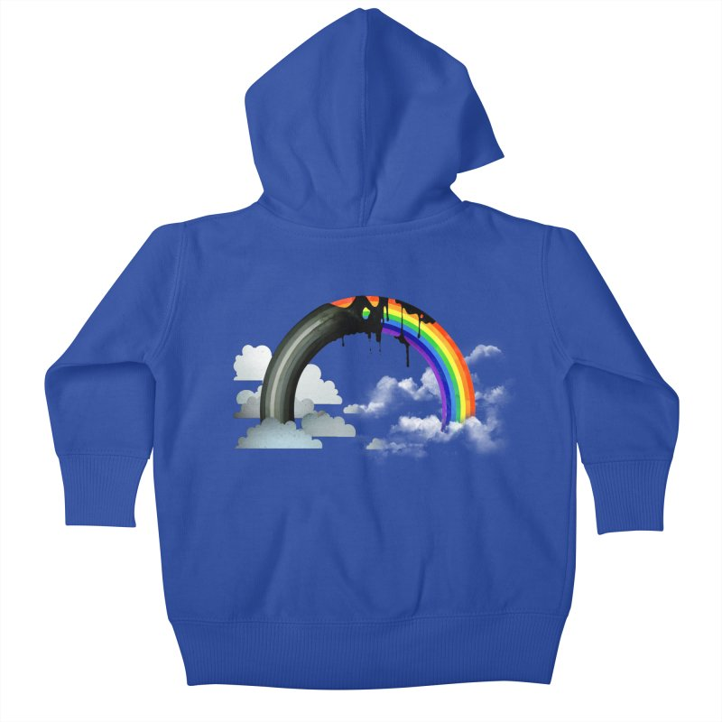 Meltbow Kids Baby Zip-Up Hoody by Made With Awesome