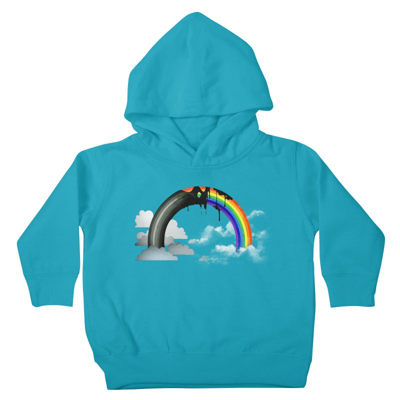 Meltbow Kids Toddler Pullover Hoody by Made With Awesome