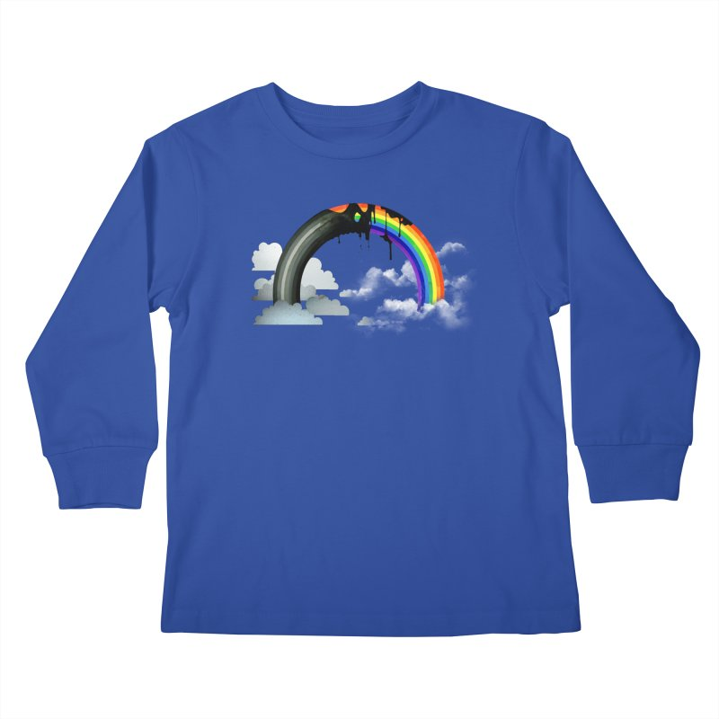 Meltbow Kids Longsleeve T-Shirt by Made With Awesome