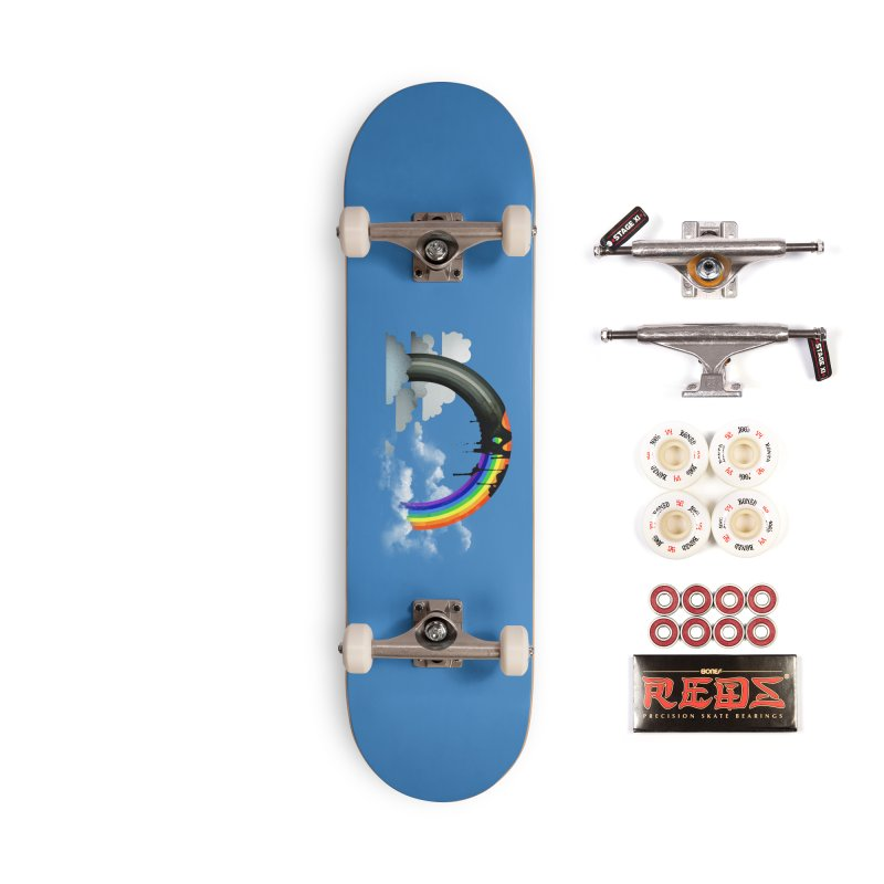 Meltbow Accessories Complete - Pro Skateboard by Made With Awesome