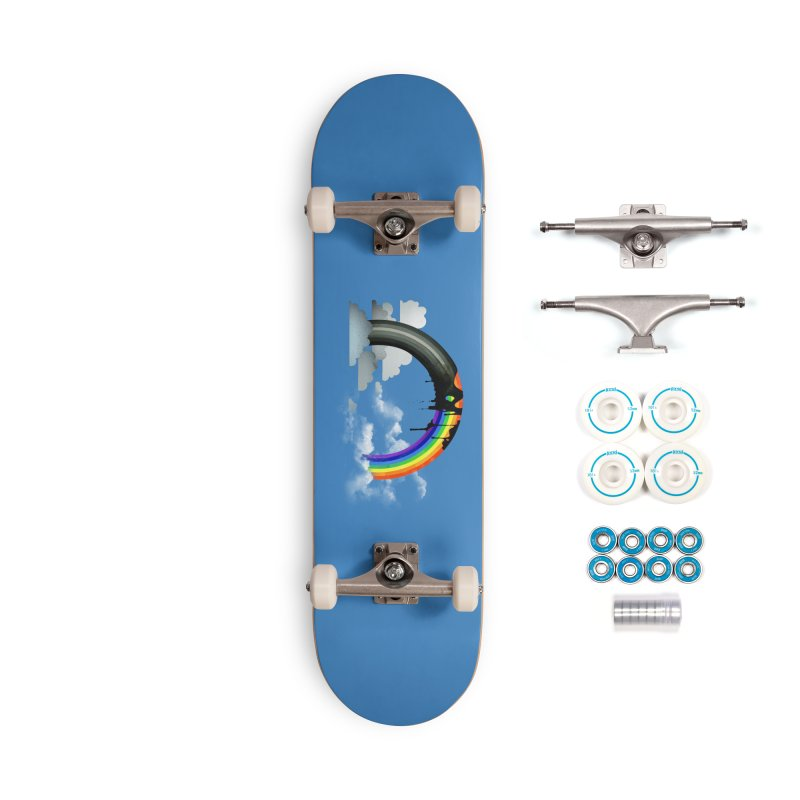 Meltbow Accessories Complete - Basic Skateboard by Made With Awesome