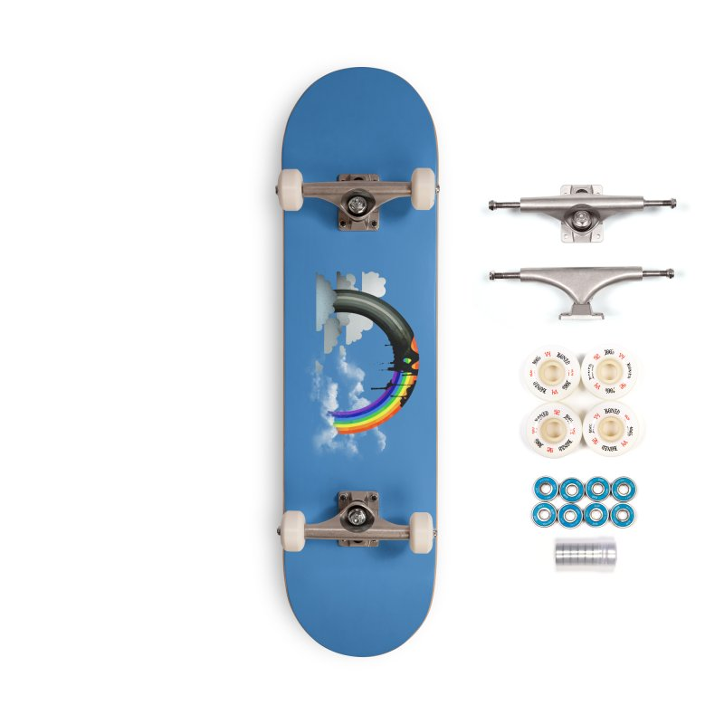 Meltbow Accessories Complete - Premium Skateboard by Made With Awesome