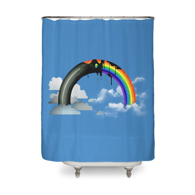 Meltbow Home Shower Curtain by Made With Awesome