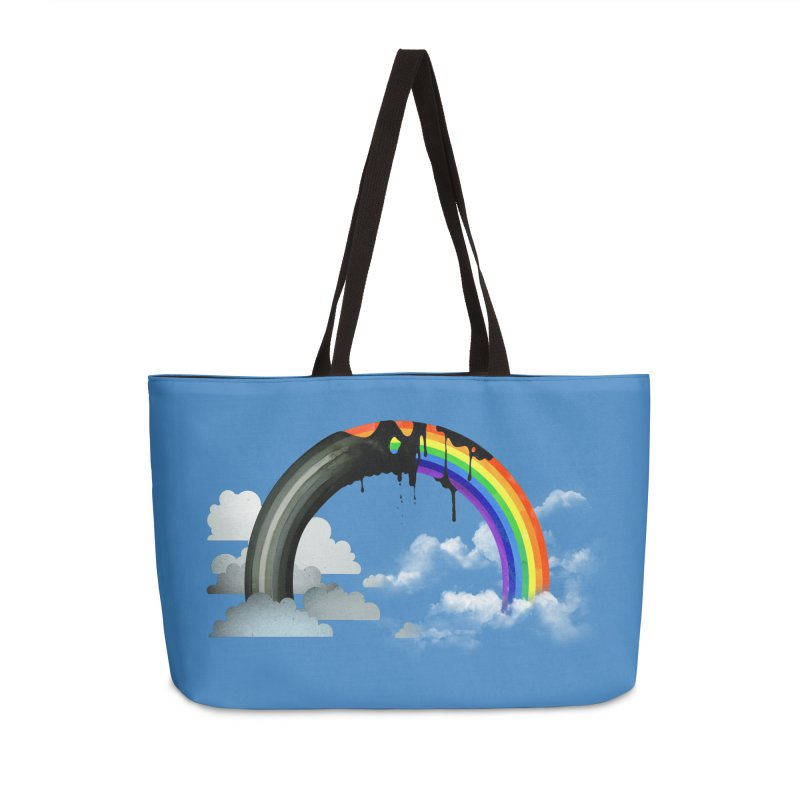 Meltbow Accessories Weekender Bag Bag by Made With Awesome
