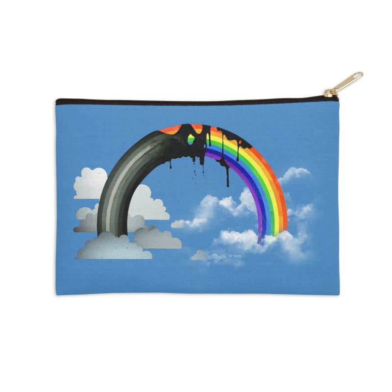 Meltbow Accessories Zip Pouch by Made With Awesome