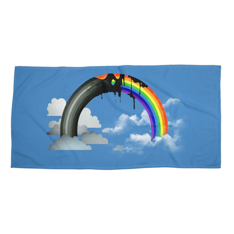 Meltbow Accessories Beach Towel by Made With Awesome