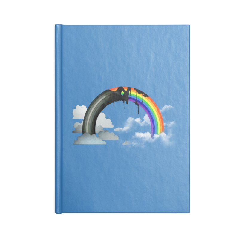 Meltbow Accessories Lined Journal Notebook by Made With Awesome