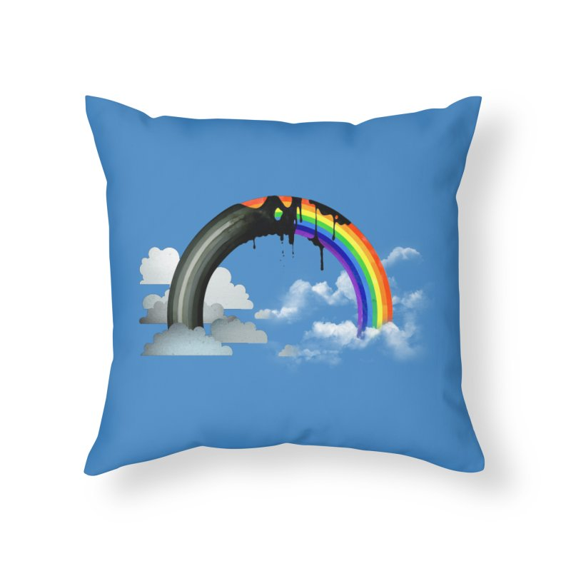 Meltbow Home Throw Pillow by Made With Awesome