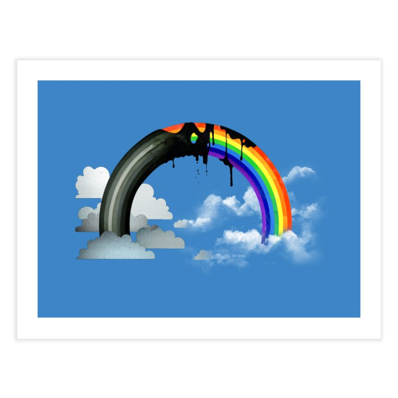 Meltbow Home Fine Art Print by Made With Awesome