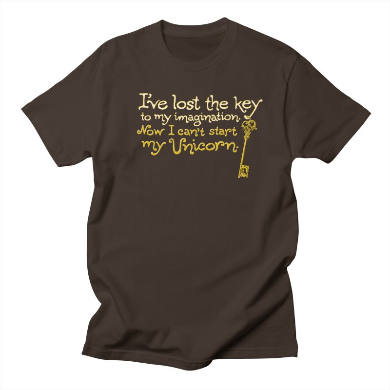 I've Lost The Key Men's Regular T-Shirt by Made With Awesome