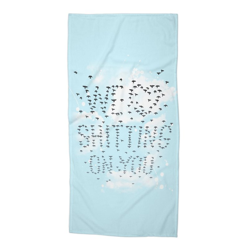 Call Of Doody Accessories Beach Towel by Made With Awesome