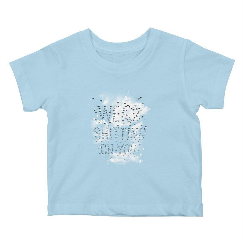 Call Of Doody Kids Baby T-Shirt by Made With Awesome