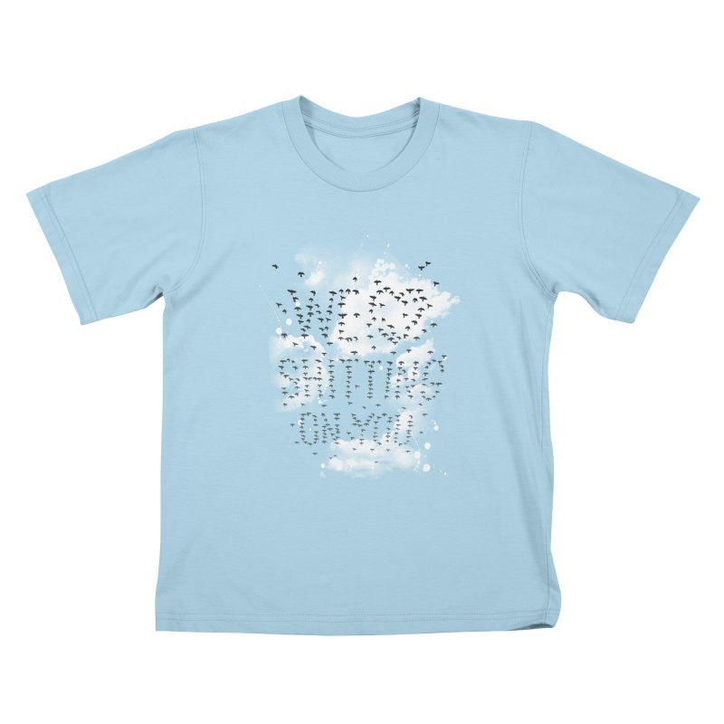 Call Of Doody Kids T-Shirt by Made With Awesome