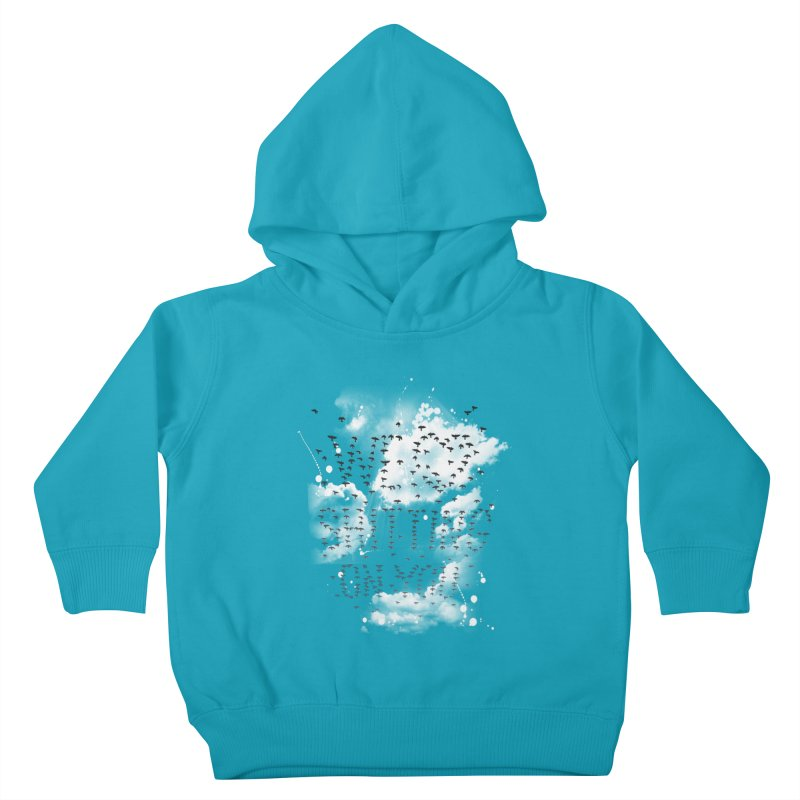 Call Of Doody Kids Toddler Pullover Hoody by Made With Awesome