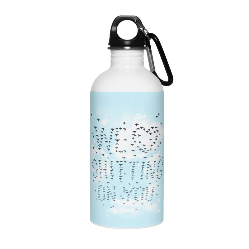 Call Of Doody Accessories Water Bottle by Made With Awesome