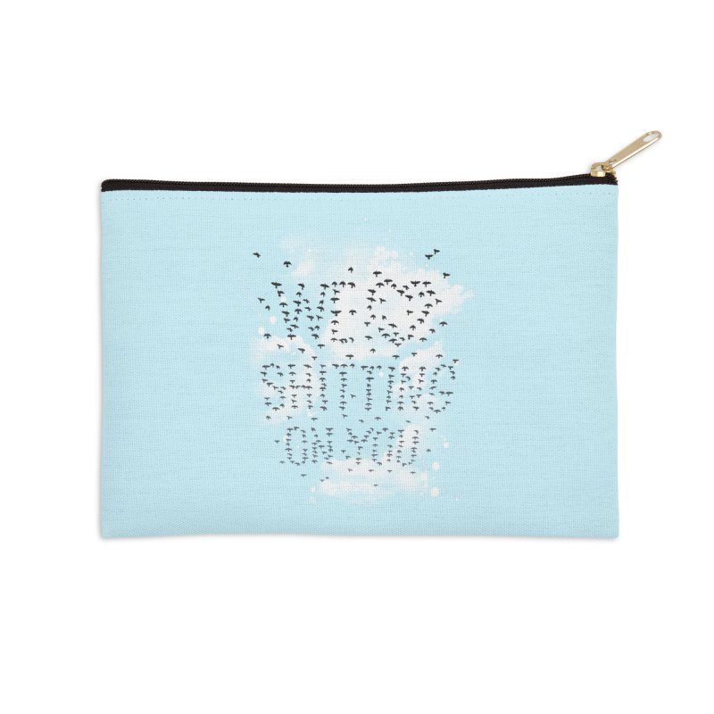 Call Of Doody Accessories Zip Pouch by Made With Awesome