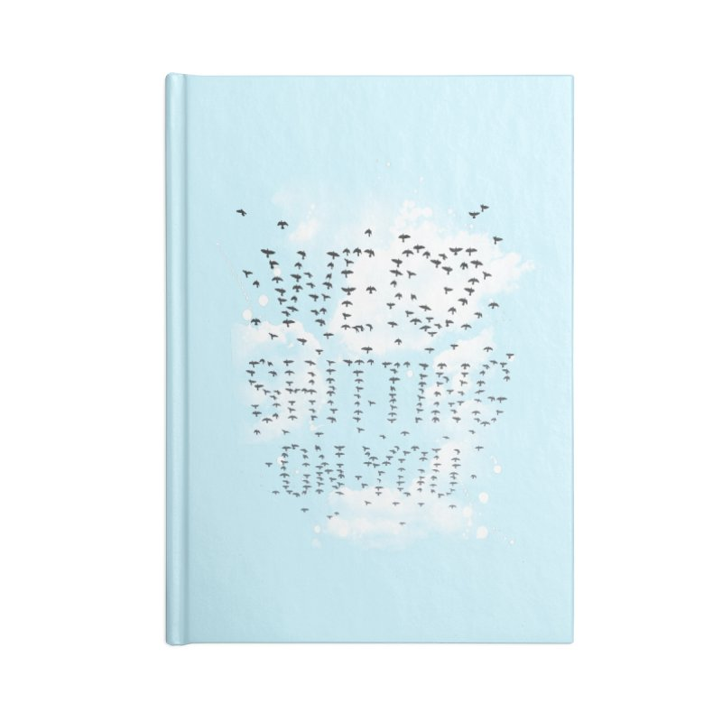 Call Of Doody Accessories Lined Journal Notebook by Made With Awesome