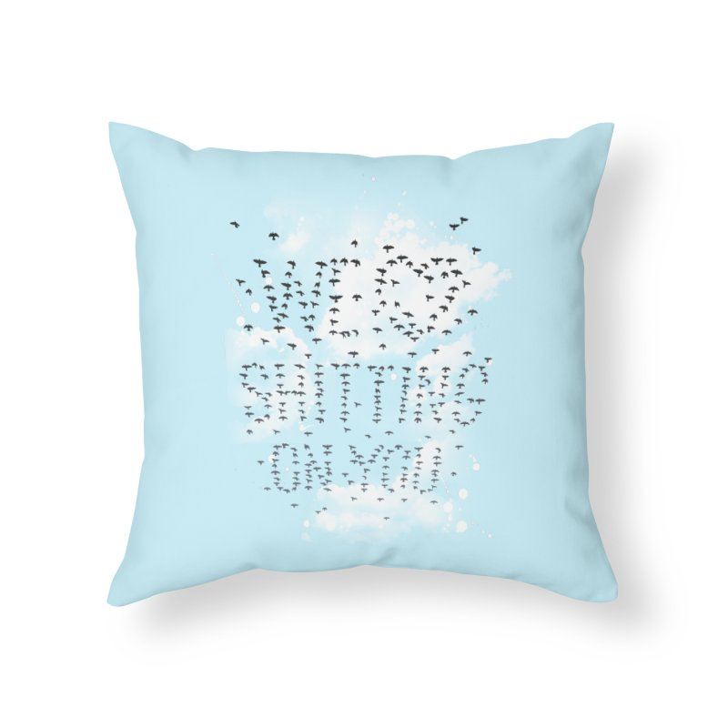 Call Of Doody Home Throw Pillow by Made With Awesome