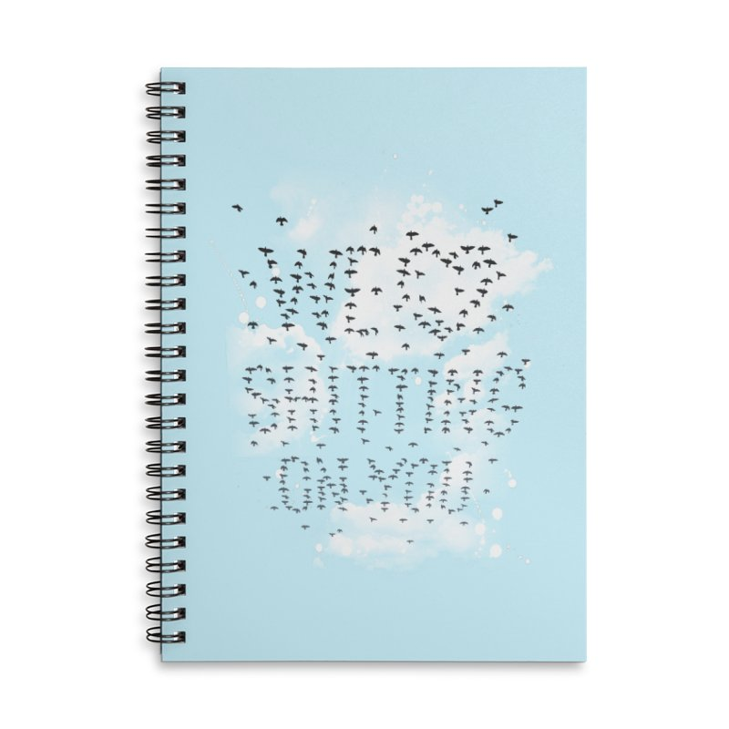 Call Of Doody Accessories Lined Spiral Notebook by Made With Awesome
